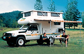 ADVENTURER.4WD.CAMPERVAN